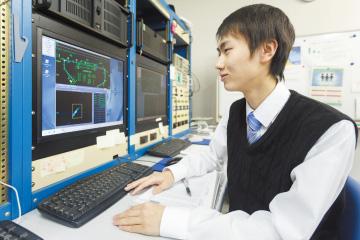 放射線工学科