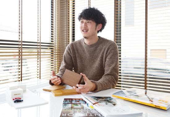 株式会社TKD-ARCHITECT 建築士 谷川 惟仁さん [ 2015年3月卒 ]