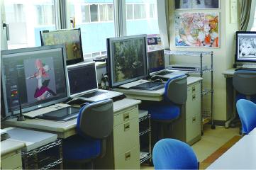 ゲームデザイン室