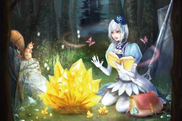ゲームCG・映像制作