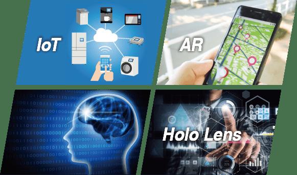 福島県初! IoT,AR,AI,Holo Lensなど最新テクノロジーを企業から直接指導!