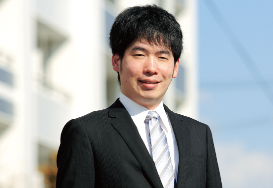 株式会社ラック勤務 システムエンジニア 渡邊俊輔さん[ 平成29年3月卒 ]