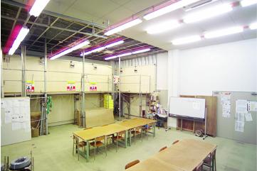 エネルギー・電気実習室
