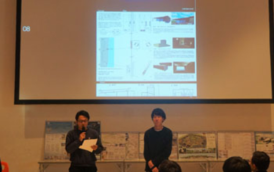建築CAD設計科第21回東北建築学生賞特別賞受賞