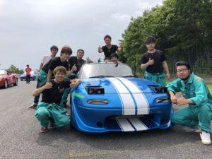WiZモータースポーツクラブが耐久レースで特別賞受賞!