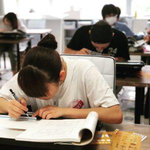 《建築CAD設計科1年生 建築製図授業》