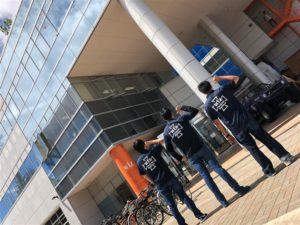 【高校生カスタムバイクプロジェクト スタッフポロシャツ完成】