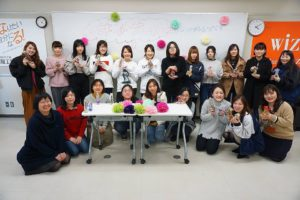 【WiZで工業系を学ぶ女子♪♪】