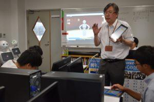 【2学科体験オープンキャンパスを開催しました!】