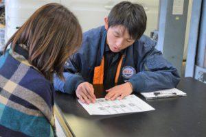 【1級自動車工学科 特別授業「check21」実施中!!】