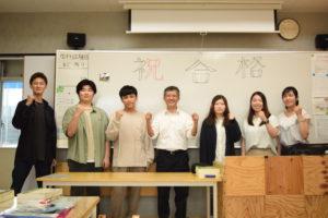 ㊗!!二級建築士 学科試験 全員合格!!